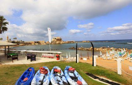 פזגז אירוע פגז – ביץ' בר קיסריה