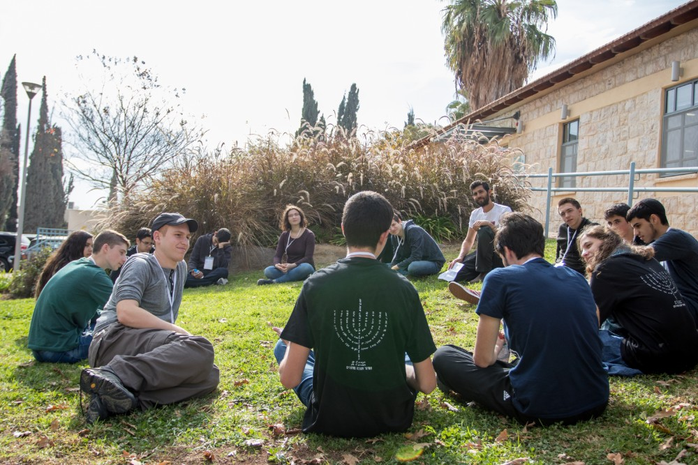 סמינר מנהיגות חברתית לתלמידי כיתה יא – תוכנית אודיסאה